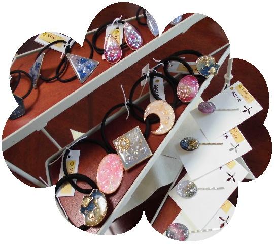 ぶち楽山口主催10月1日の『おひさまマルシェ』出店に向けて  「工房まほろ」